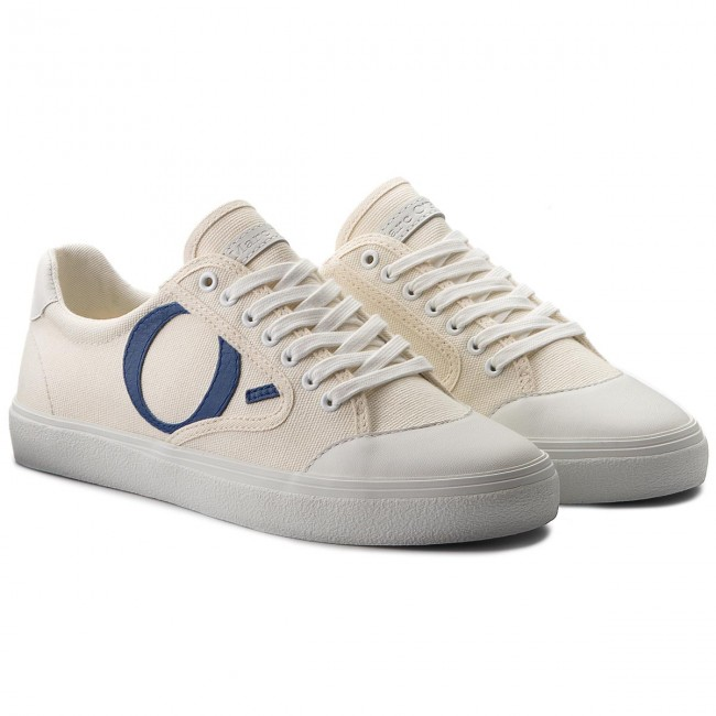Sneakers MARC White/Blue O'POLO-802 14433501 801  White/Blue MARC 103 Werbe Schuhe 55b439
