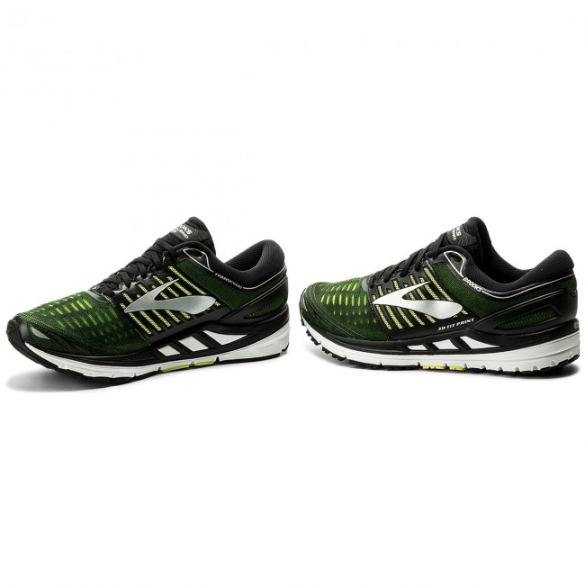 Schuhe BROOKS-Transcend 5 110276 1D 069 Black/Nightlife/Silver Black/Nightlife/Silver Black/Nightlife/Silver 1bf8aa