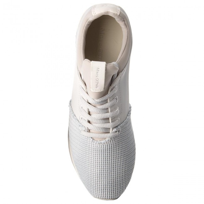 Sneakers MARC 910 O'POLO-802 14473501 601 Light Grey 910 MARC Werbe Schuhe db3861
