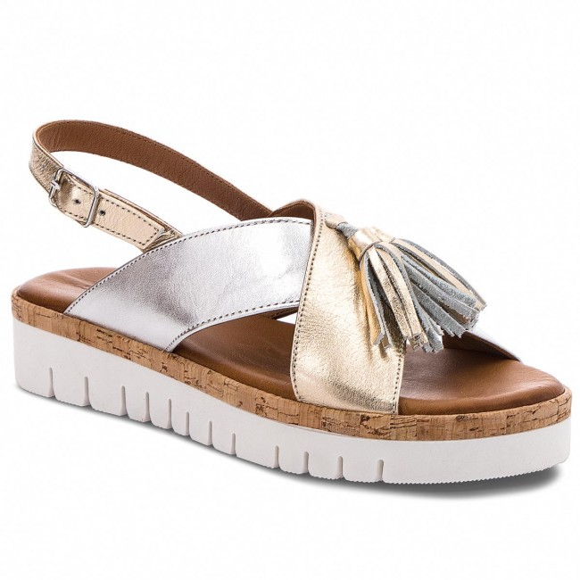 Sandalen INUOVO                                                      8977 Gold/Silver 3aac9c