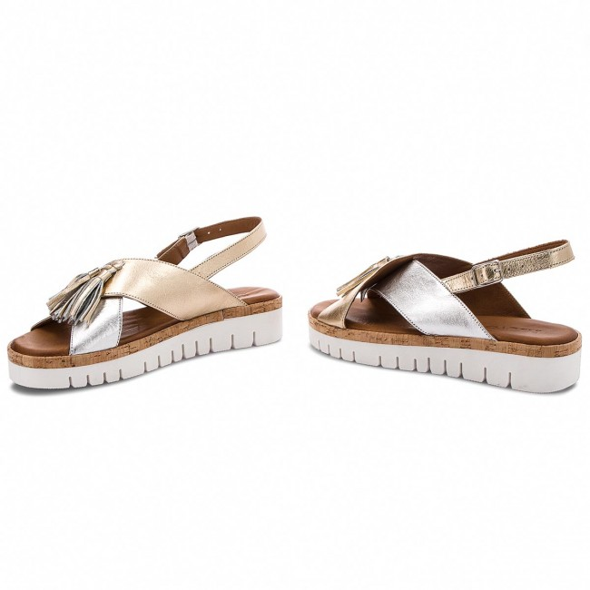 Sandalen INUOVO                                                      8977 Gold/Silver be18d6