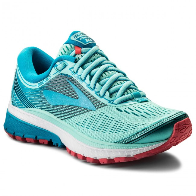 Schuhe BROOKS                                                      Ghost 10 120246 1B 462 Mint/Blau/Pink 0d6e0b