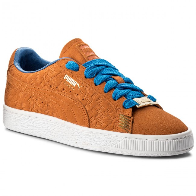 Sneakers PUMA  Suede Classic 366293 01 Vibrant Orange