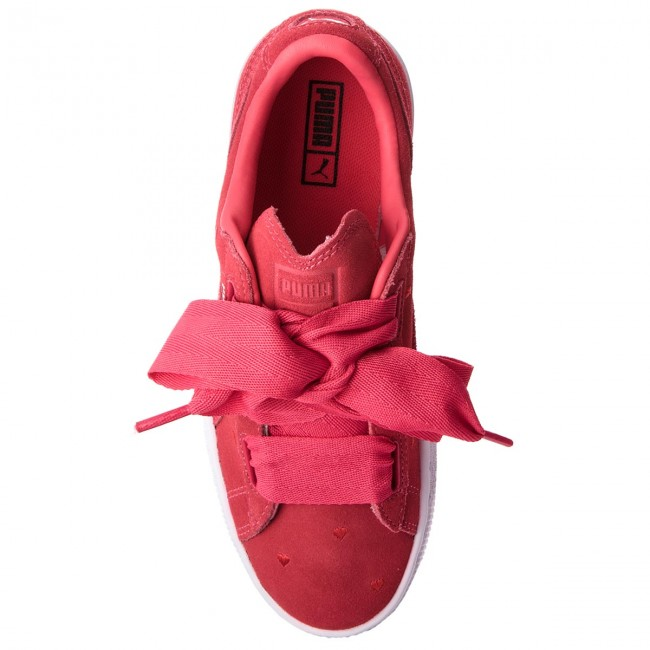 Sneakers PUMA                                                      Suede Heart Valentine Jr 365135 01 Paradise Pink/Paradise Pink 6be3d1