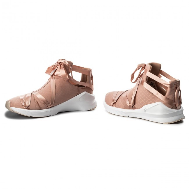 Schuhe PUMA                                                    Fierce Rope Satin EP Wn s 190538 01 Peach Beige/Puma White/Pearl
