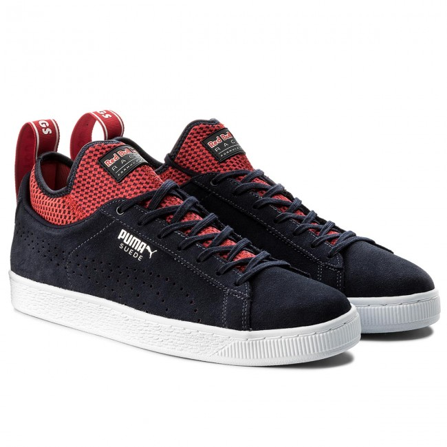 Sneakers PUMA-Rbr Suede 306110 01 Night Sky/Freesia/Chinese Rd