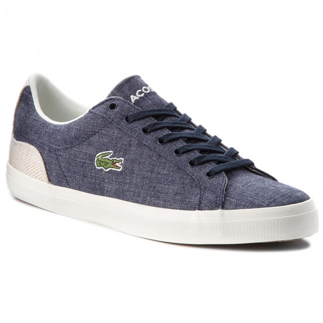 Sneakers LACOSTE-Lerond 218 1 Cam 7-35CAM007567F Nvy/Nat
