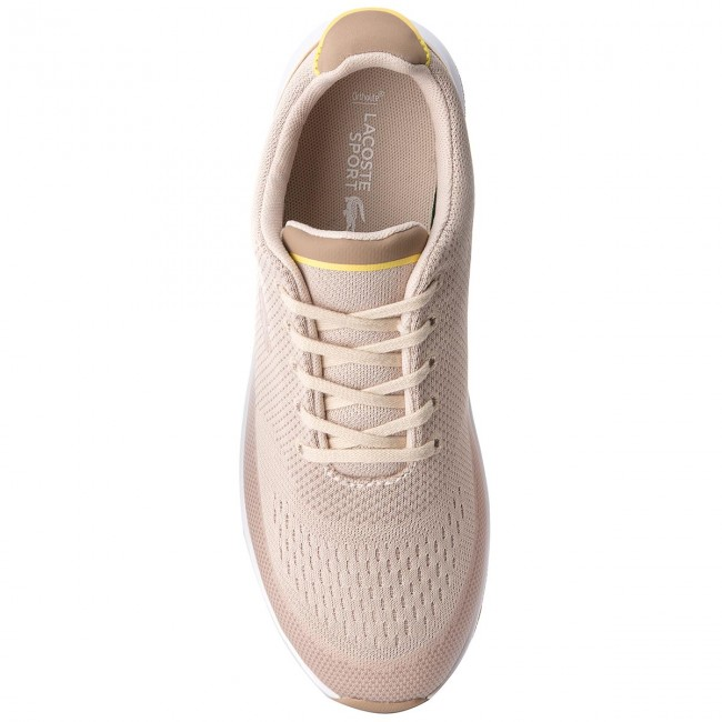 Sneakers LACOSTE                                                      Chaumont 218 1 Spw 7-35SPW0026NN1 Nat/Nat ee8636