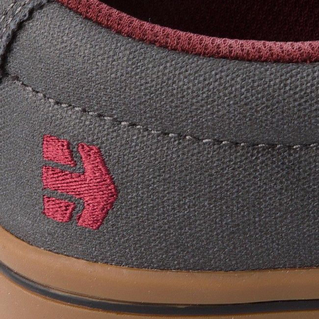 Turnschuhe ETNIES-Jameson 2 Eco 4101000323 366 Grey/Gum/Red 366 4101000323 2145f1