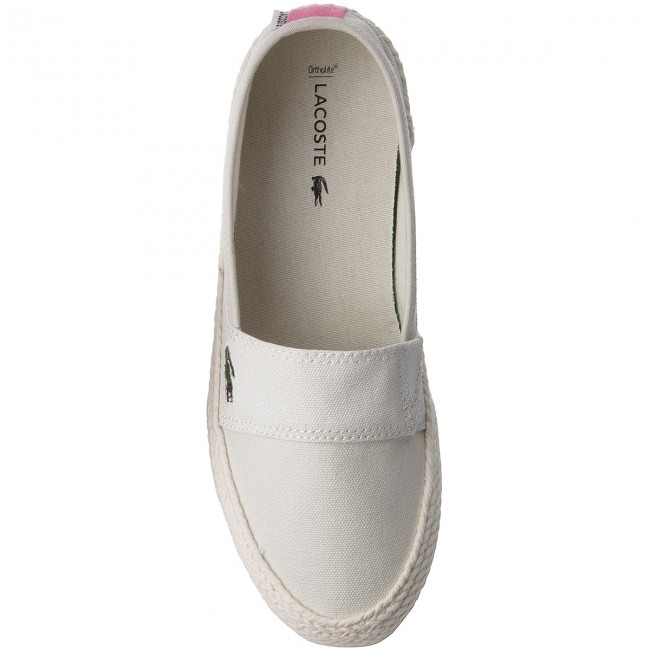 Turnschuhe LACOSTE                                                      Marice 218 1 Caw 7-35CAW004206C Off Wht/Pnk ab0bac
