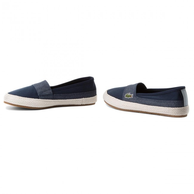 Turnschuhe LACOSTE       LACOSTE                                               Marice 218 1 Caw 7-35CAW00427E9 Nvy/Lt Blu 38d364