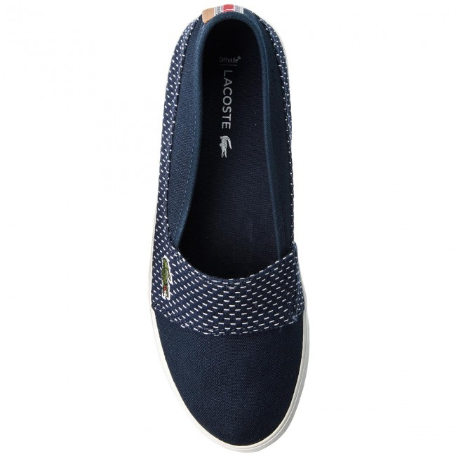 Turnschuhe Turnschuhe Turnschuhe LACOSTE-Marice 218 2 Caw 7-35CAW0043B98 Nvy/Off Wht Werbe Schuhe 14deb5
