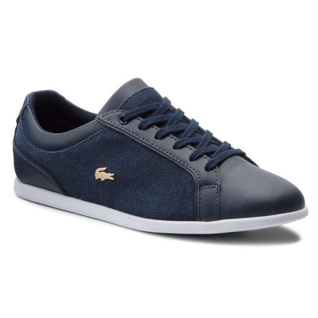 Sneakers LACOSTE       LACOSTE                                               Rey Lace 218 1 Caw 7-35CAW0058092 Nvy/Wht bcf465