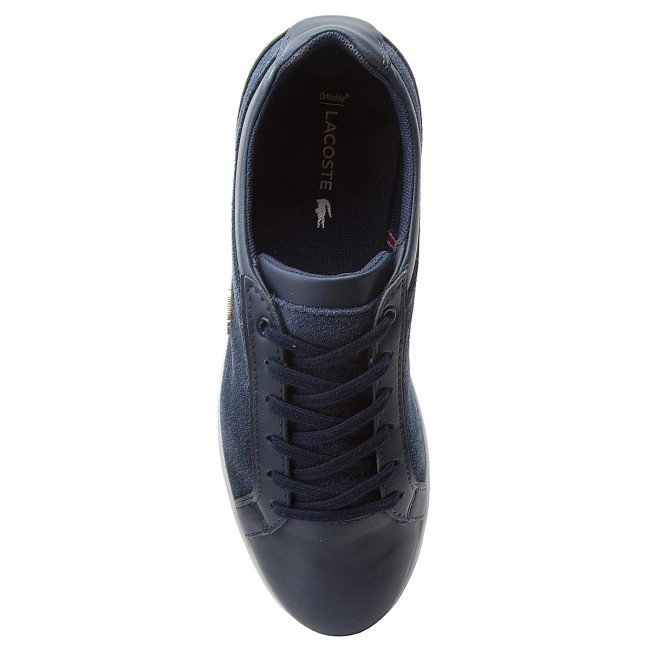 Sneakers LACOSTE-Rey Lace 218 Werbe 1 Caw 7-35CAW0058092 Nvy/Wht Werbe 218 Schuhe 55f606