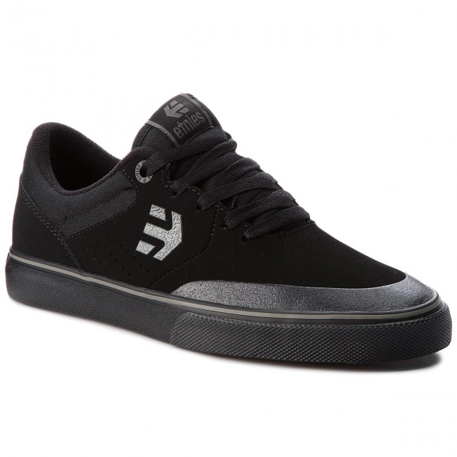 Turnschuhe ETNIES-Marana Vulc 4101000425 Black/Dark Grey 560