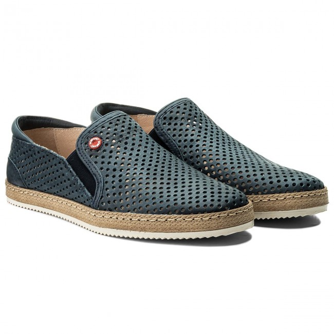 Halbschuhe NOBRAND-Cox NOBRAND-Cox NOBRAND-Cox 2 12247 Blau aed165