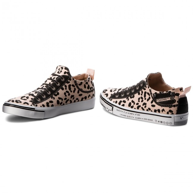 Turnschuhe PS402 DIESEL-S-Imaginee Niedrig Slip-On Y01700 PS402 Turnschuhe T4100 Pink Champagne 840ada