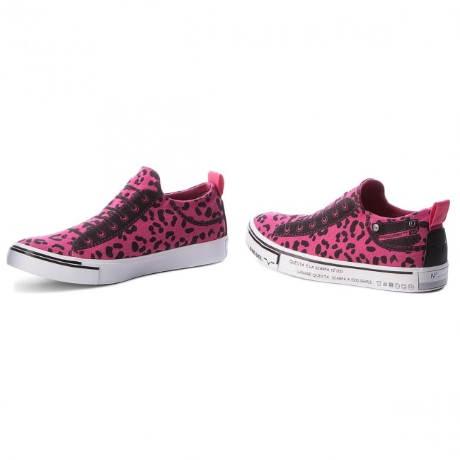 Turnschuhe DIESEL-S-Imaginee Low Slip-On Y01700 PS402 PS402 Y01700 T4225 Carmine 4a6364
