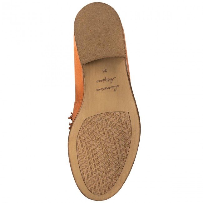 Lords Schuhe SOLO  FEMME     SOLO                                                96613-05-H49/000-03-00  Orange 0dadf1