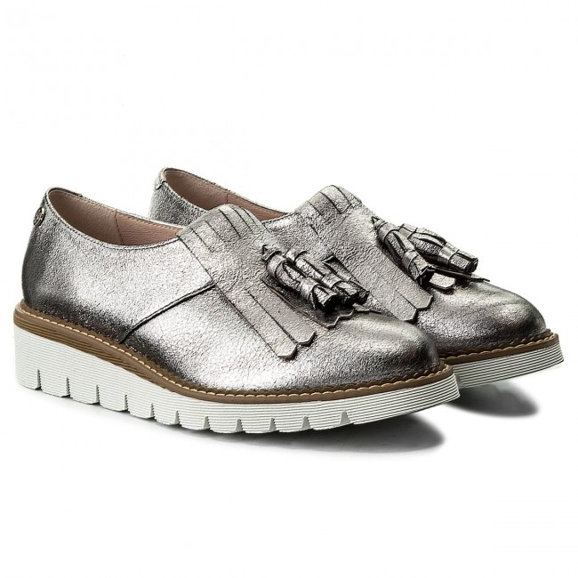 Halbschuhe SOLO  FEMME     SOLO                                                96628-02-H26/000-03-00  Antracyt 884f68