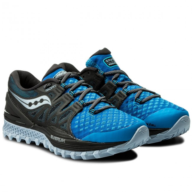 Schuhe SAUCONY-Xodus Iso 2 2 Iso S20387-5 Blu/Blk d37ccc