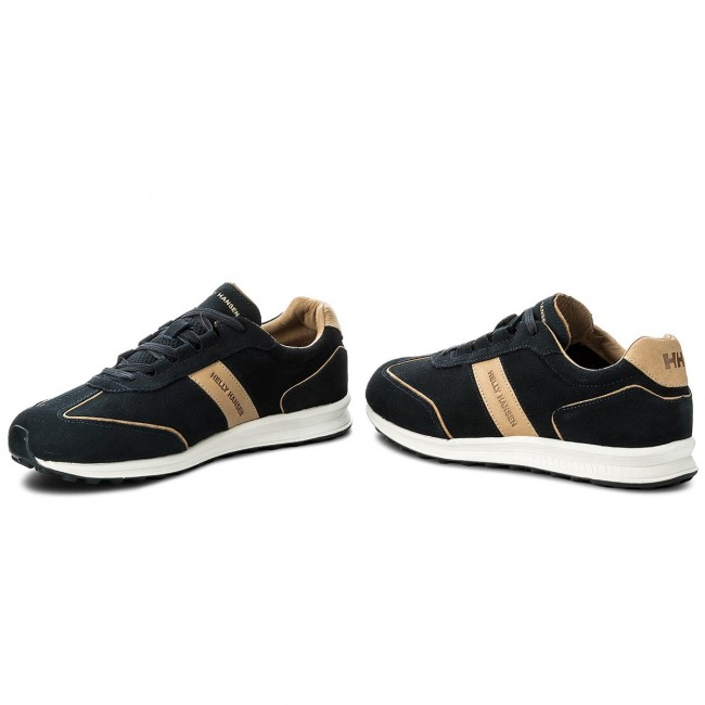 Sneakers HELLY HANSEN-Barlind 111-94.597 111-94.597 HANSEN-Barlind Navy/Camel/Off Weiß b619a6