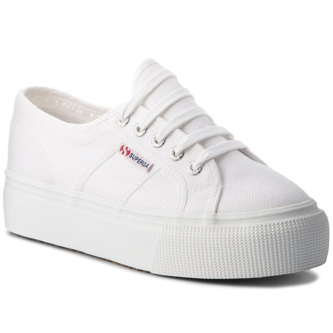 Turnschuhe SUPERGA                                                      2790 Acotw Linea Up And Down S0001L0 Weiß 901 da2c59