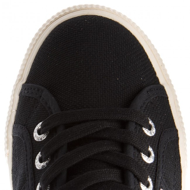 Turnschuhe SUPERGA                                                      2790 Acotw Linea Up And Down S0001L0 schwarz e45bff