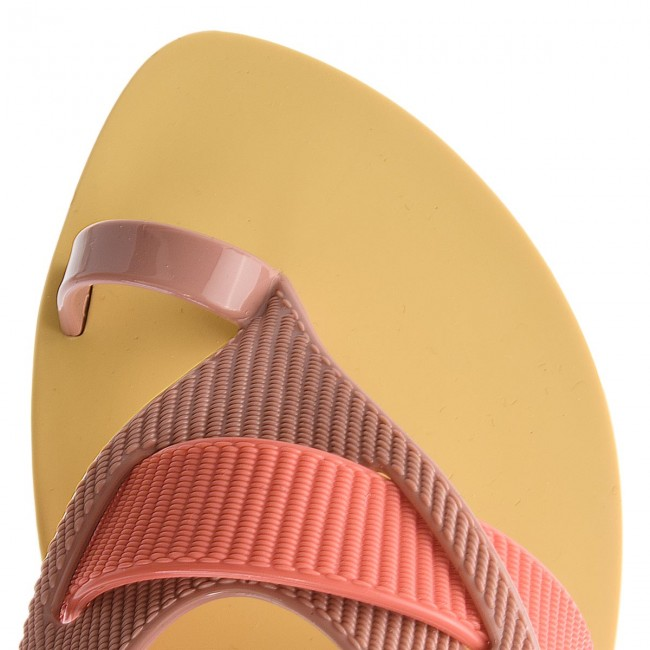 Zehentrenner MELISSA                                                      Girl Sandal + Jason Wu 32321 Yellow/Pink/Orange 53301 793b54