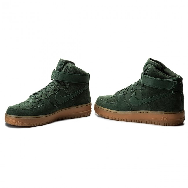 reputable site 0e15d d3bd2 Schuhe NIKE - Air Force 1 High 07 LV8 Suede AA1118 300 Vintage Green