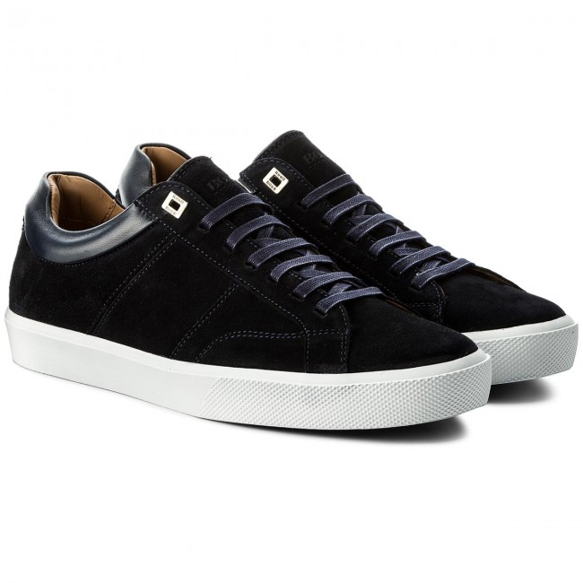 Sneakers Dark BOSS-Escape 50385994 10207137 01 Dark Sneakers Blau 401 aab221