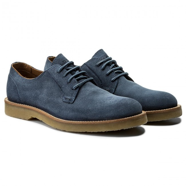 Halbschuhe BOSS-Cuba 50383522 10206435 Blue 01 Light/Pastel Blue 10206435 450 0a3b0d