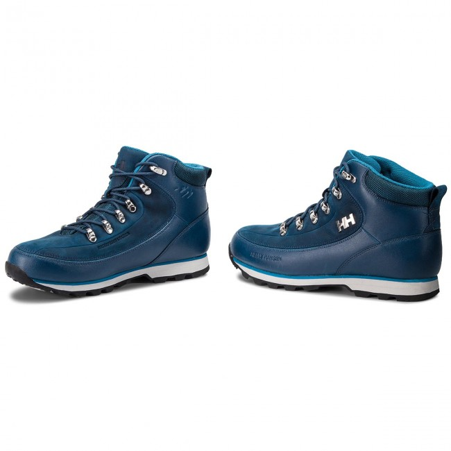 Trekkingschuhe HELLY Teal/Celestial/Light HANSEN-The Forester 105-13.504 Dark Teal/Celestial/Light HELLY Grau be0364
