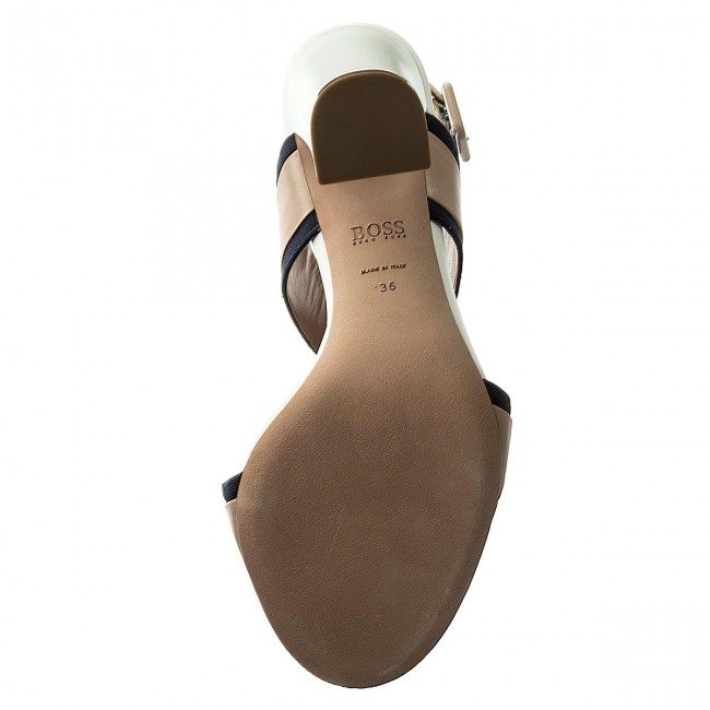 Sandalen BOSS                                                      Adrienne 50386385 10199282 01 Light Beige 271 91d91a