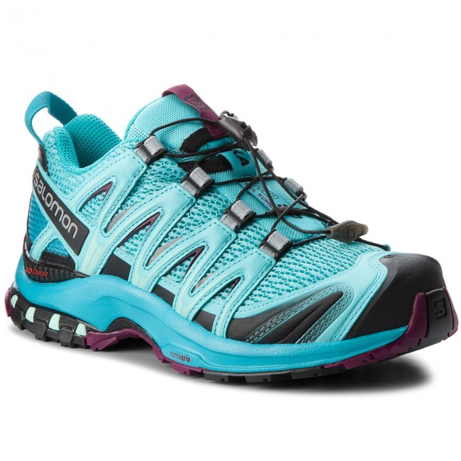 Schuhe SALOMON                                                    Xa Pro 3D W 400896 22 V0 Blue Curacao/Bluebird/Dark Purple