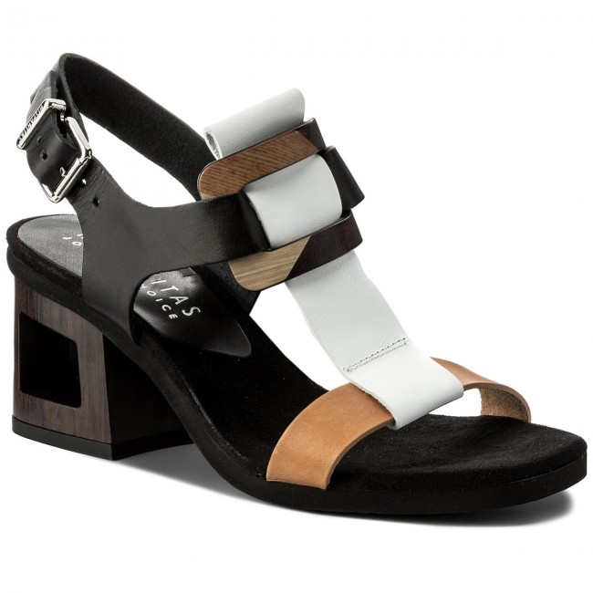 Sandalen HISPANITAS                                                    Fiji CHV87002 Natural/Black