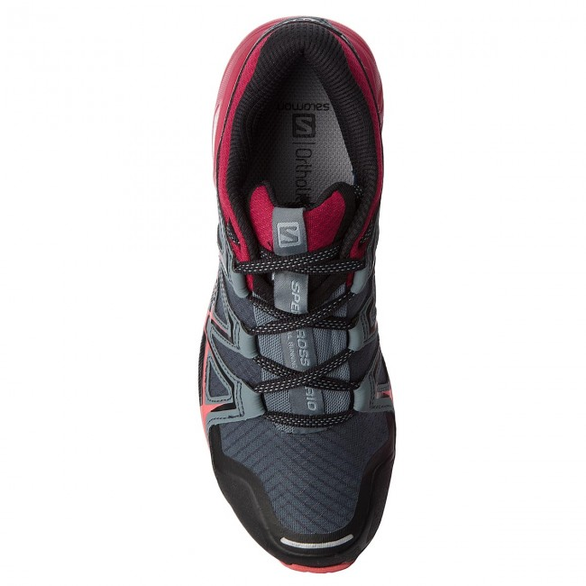 Schuhe SALOMON                                                      Speedcross Vario 2 W 404943 21 V0 Stormy Weather/Cerise./Dubarry cadd5e