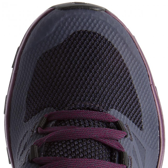 Trekkingschuhe SALOMON Outline Gtx W GORE-TEX Purple/Potent 406196 22 V0 Graphite/Potent Purple/Potent GORE-TEX Purple 45798a