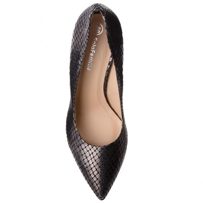 High Heels SOLO FEMME       FEMME                                               34201-A7-I16/000-04-00 Antracyt 065d32