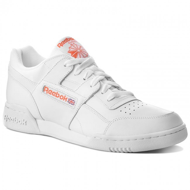 Schuhe Reebok-Workout Plus Mu CN5203  White/Bright Lava