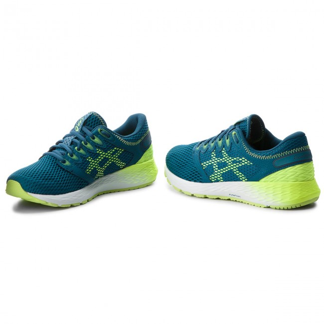 Schuhe Deep ASICS-RoadHawk FF 2 1011A136 Deep Schuhe Aqua/Flash Yellow 401 9aa8b1