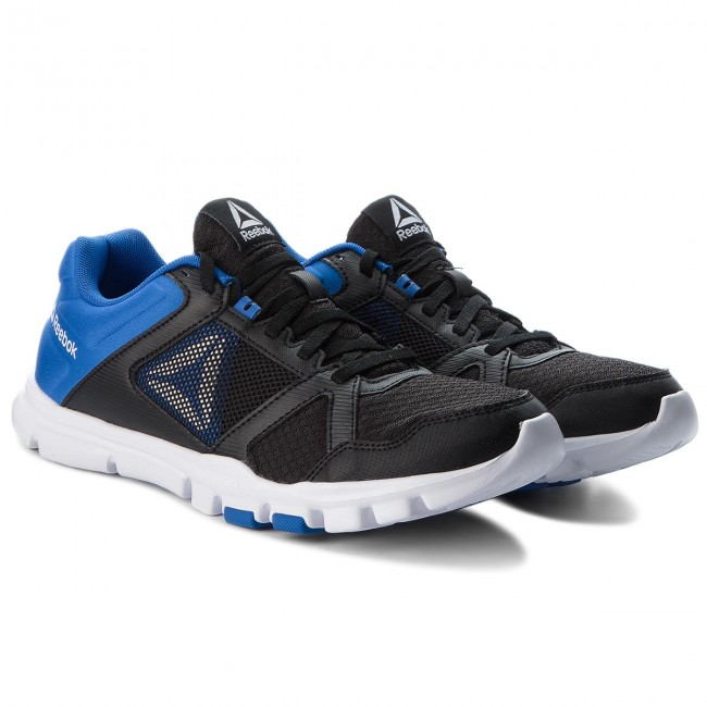 Schuhe Reebok-Yourflex Reebok-Yourflex Reebok-Yourflex Train 10 Mt CN5650  Black/Vital Blue/White 778769