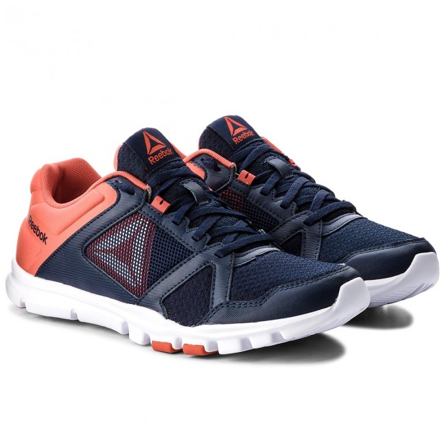 Schuhe Reebok-Yourflex Train 10 CN5651 Mt CN5651 10 Navy/Carotene/White c3c30a