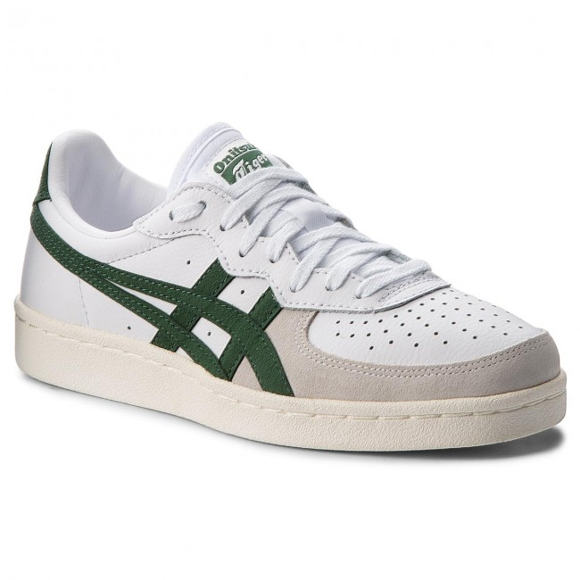 Sneakers ASICS-ONITSUKA TIGER Gsm D5K2Y White/Hunter Green 101