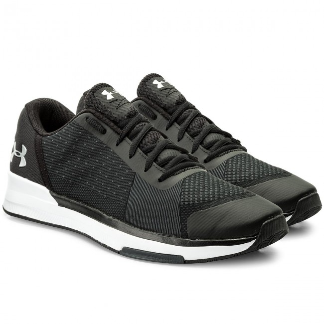 Schuhe UNDER ARMOUR-Ua Showstopper 1295774-001 Blk/Wht/Msv