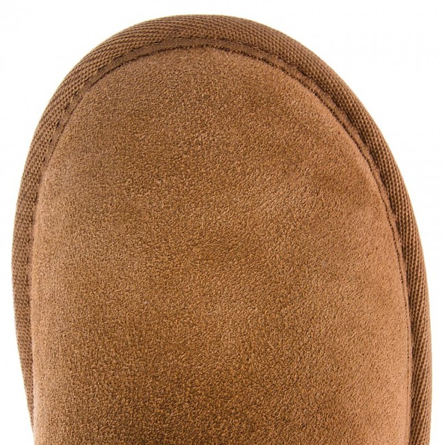 Schuhe EMU AUSTRALIA                                                      Wallaby Mini Teens T10103 Chestnut 867171
