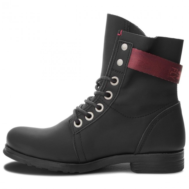 Stiefeletten FLY  LONDON     FLY                                                Stay P142807016 schwarz 95a88d