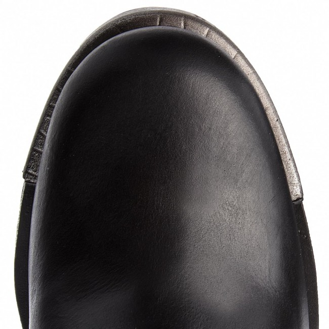 Stiefeletten FLY LONDON                                                      Labefly P144302000 schwarz/Anthracit f8ddbc