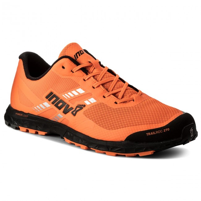 Schuhe INOV-8-Trailroc 270 000627-ORBK-M-1 Orange/Black