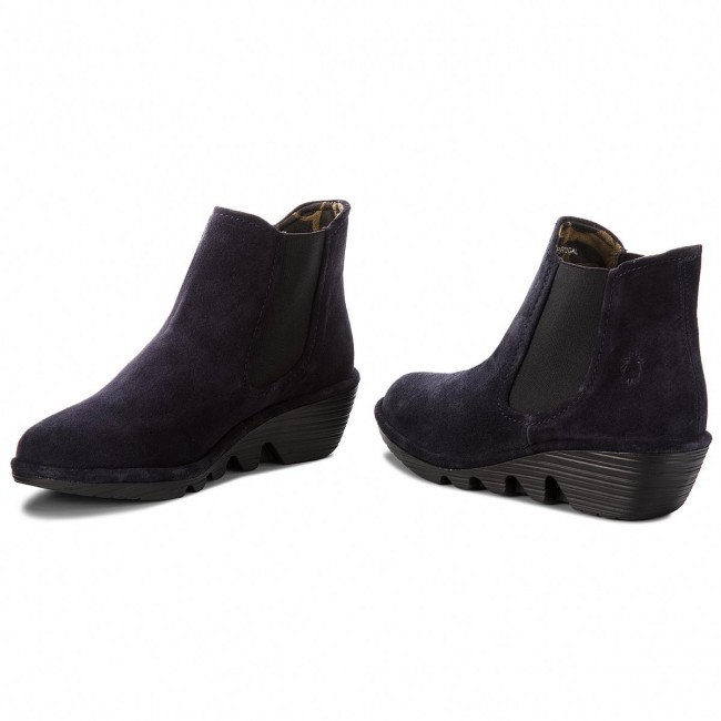 Stiefeletten FLY LONDON                                                    Phil P500426041 Navy